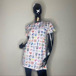 Melody Ehsani Dress shirt